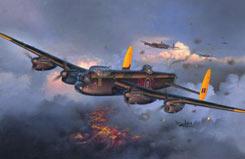1/72 Avro Lancaster Mki/111 - 04300