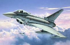 1/72 Euro Fighter Typhoon (Single S - 04317