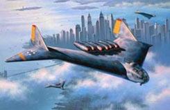 1/72 Arado E555 Strategic Bomber - 04367