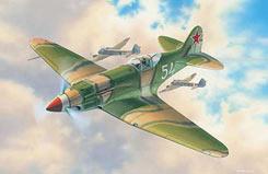 1/72 Soviet Mig-3 - 04372