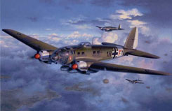 1/72 Heinkel Heiii H-6 - 04377