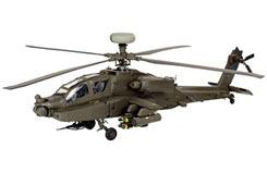 1/48 Ah-64D/Wah 64D Longbow Apache - 04420