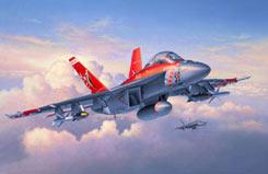 1/48 F\A-18F Super Hornet - 04509