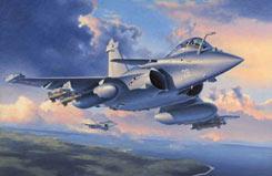 1/48 Dassault Rafale serie M - 04517