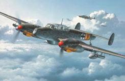 1/48 Messerschmitt Bf110 G-2/R3 - 04530