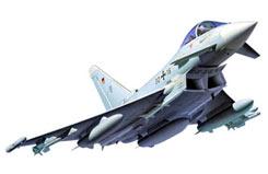 1/48 Eurofighter Typhoon - 04568