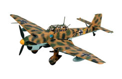 1/72 Junkers Ju-87 B2/R2 - 04620