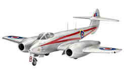 1/72 Gloster Meteor Mk4 - 04658