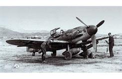 1/32 Me Bf 109 G-6 - 04665