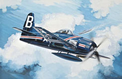 1/72 F8F-1 Bearcat - 04680