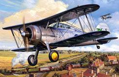 Revell 1/72 Gloster Gladiator Mk.1 - 04683
