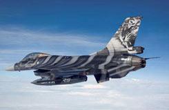 Revell 1/72 F-16 Tiger Kit - 04691