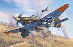 Revell 1/72 Junkers Ju 87 G/D - 04692