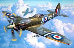 1/32 Spitfire Mk22/24 - 04704