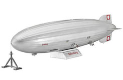 1/720 Luftschiff Lz-129 Hindenburg - 04802