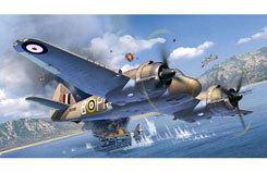 1/32 Bristol Beaufighter Mk.IF - 04889
