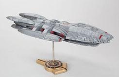 1/4105 Battlestar Galactica - 04987