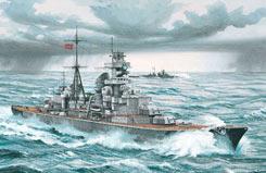 Revell 1/720 Prinz Eugen - 05050