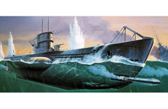 1/125 U99 U-Boat - 05054