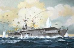 Revell 1/720 Aircraft Carrier Graf - 05055