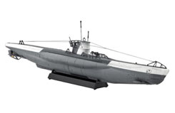 1/350 German U-Boot Type VII - 05093