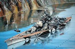 1/350 Tirpitz - 05096