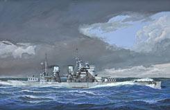 Revell 1/700 HMS Duke Of York - 05105