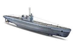1/72 German Submarine - 05114