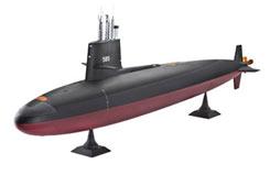 1/72 US Navy Skipjack Class - 05119