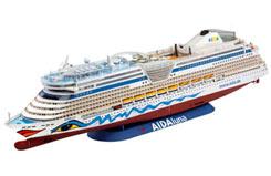 Revell 1/400 ADIA Dive Bell Cruise - 05200