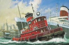 Revell 1/108 Harbour Tug Boat - 05207