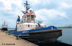 1/144 Habour Tug Boat inchFairplay - 05213
