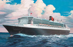 Revell 1/700 Queen Mary 2 - 05227