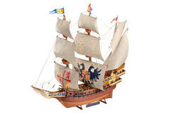 1/96 Spanish Galleon - 05620