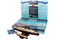 1/1200 +1/570 Rms Titanic Model Set - 05705