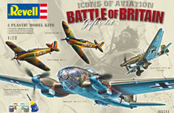 1/72 Battle Of Britain Model Set - 05711