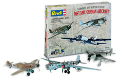 1/72 German Veteran Aircraft - 05714