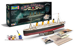 1/400 100 Yrs Titanic Set - 05715