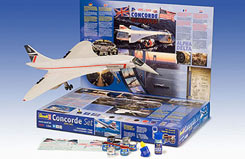 1/144 Concorde 1969-2003 Model Set - 05757