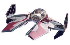 1/30 Obiwan Jedi Fighter - 06679