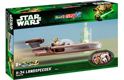 1/57 X34 Landspeeder Easy Kit - 06685