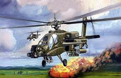 Ah-64 Apachee - 06704