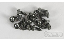 Pan Head Screws 4.2Mmx13Mm - 06716-13