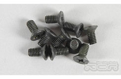 FG Modellsport Screws M4 x 8mm - 06718-8
