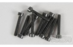 Socket Hd M4X25Mm Screws (10) - 06725-25