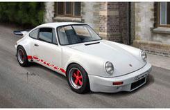 1/25 Porsche - 07004