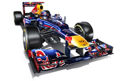 1/24 Red Bull Racing RB8 - 07074