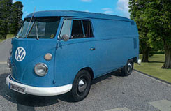 1/24 VW T1 Transporter - 07076