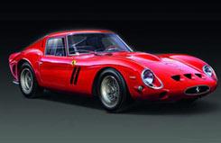 Ferrari 250 GTO,1/24 Scale - 07077