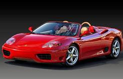 1/24 Ferrari Spider - 07085